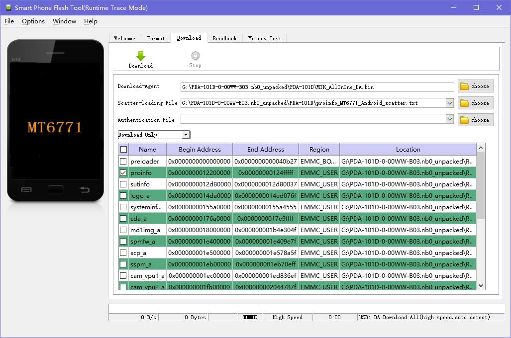 Nokia X5 基带恢复教程– Hikari Calyx Tech
